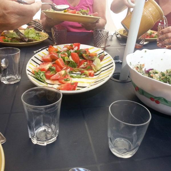 Blog - Tomates du jardin - Yogakatia-el-aouane