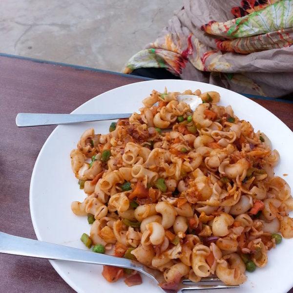 Blog - Coquillettes aux légumes - Yogakatia-el-aouane